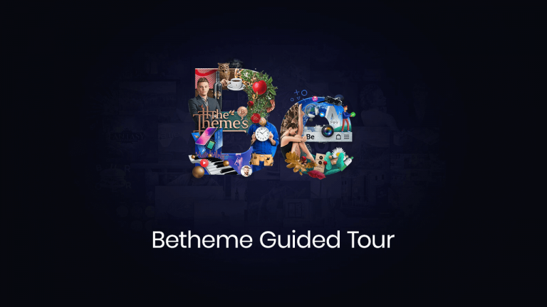 betheme guided toour