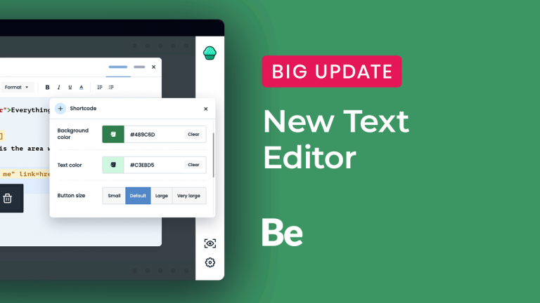 new text editor